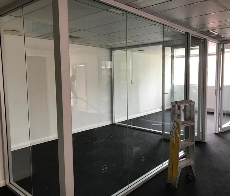 Office Partitioning - Surry Hills