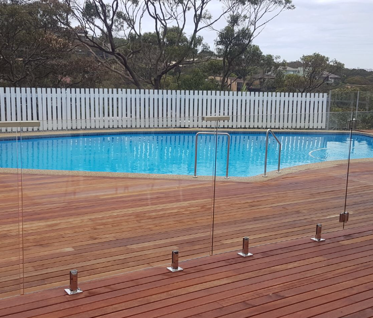Pool fence - Manly